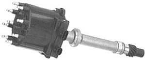 Distributor Asm, With Fuel Injection 1103952