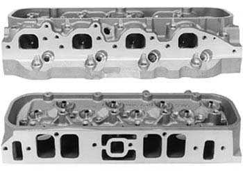Signature Series Aluminum (Rectangle) Cylinder Head 19331426