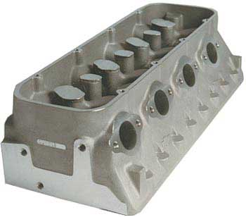 Splayed-Valve Cylinder Head (Rough Machined) 12480146