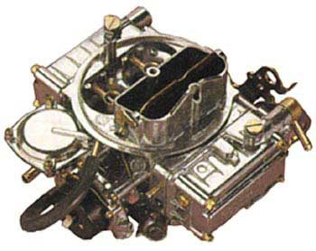 Carburetor (600 Holley) 12497147