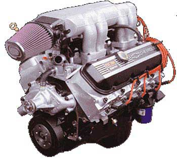 Chevrolet Performance Ramjet 502 Crate Engine 12499121