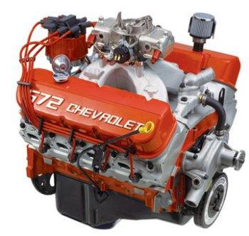 Chevrolet Performance ZZ572 Crate Engine 620 Deluxe 19331583