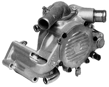 Water Pump, Lt4, Lt1 12527739
