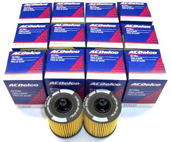 Cobalt Oil Filter 12-Pack 12605566