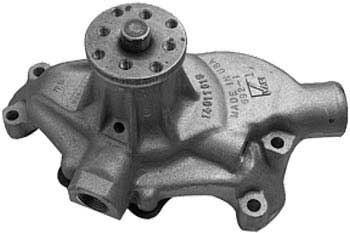 Aluminum Water Pump 19168604
