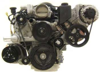 Accessory Drive (With Air) Ls Series Engines 19155067