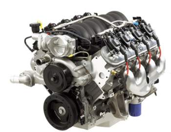 Chevrolet Performance LS376/480 HP 6.2L Crate Engine 19301358