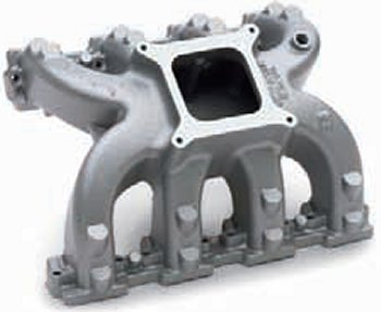 Lsx-Dr Single-Plane Tall Deck 4-Bbl Manifold 19257852