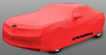 Vehicle Cover Indoor Red 20960816