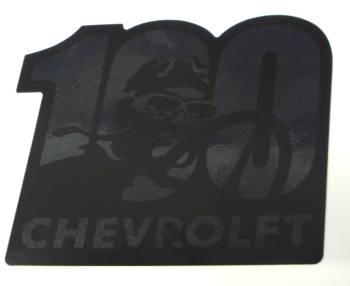 Corvette Centennial Edition Decal 22830569