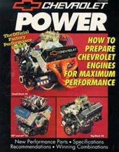 Chevrolet Power Book 24502488