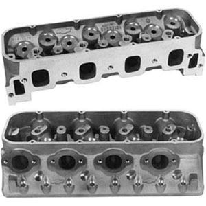 Splayed-Valve Cylinder Head 24502517