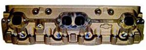 Bare Small Port Vortec Bow-Tie Cylinder Head 19331471