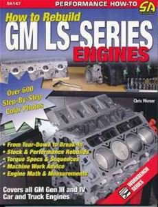 GM LS-Series How To Rebuild 88958764