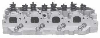 572/720Hp Cylinder Head Assembly 19331430