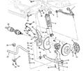 Suspension Components Front ZR2