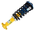 Solstice Shocks and Spring Components